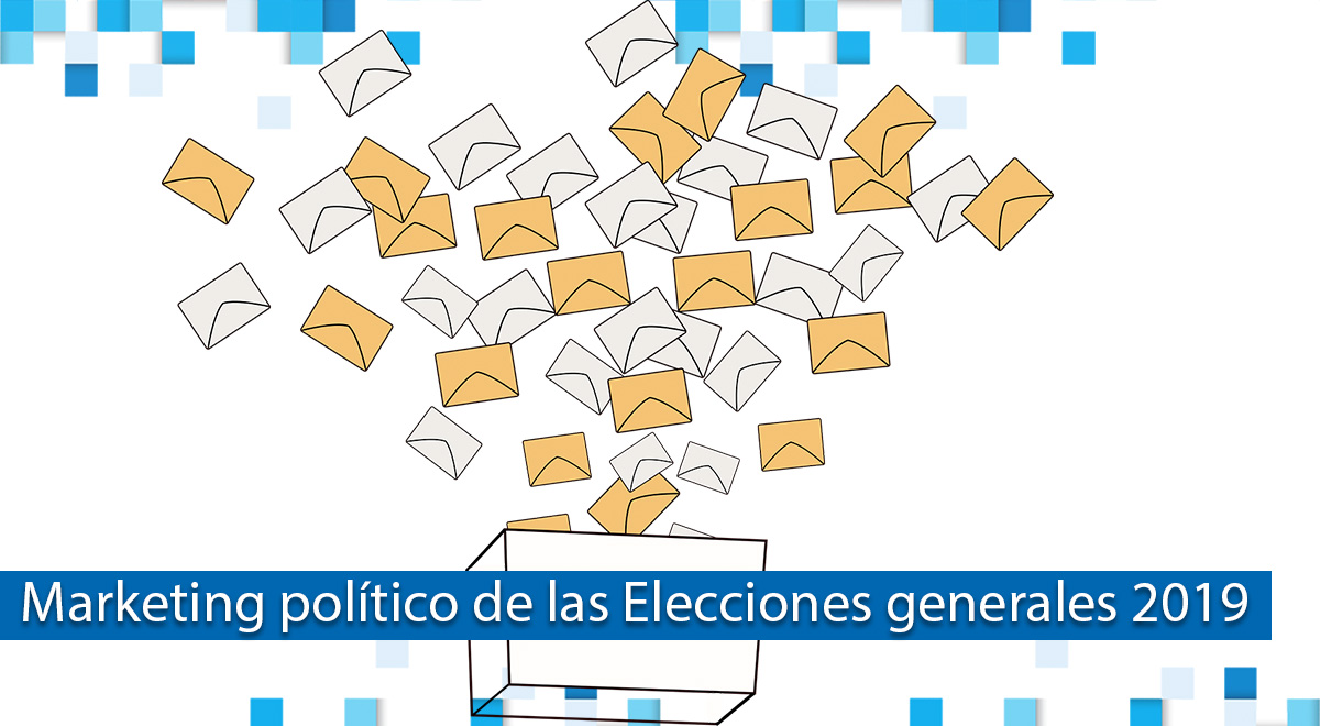 marketing político de las elecciones generales 2019