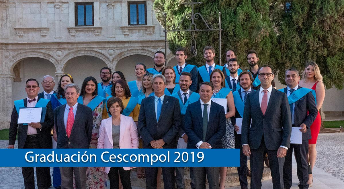 graduacion 2019 cescompol